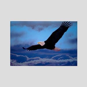eagle Rectangle Magnet