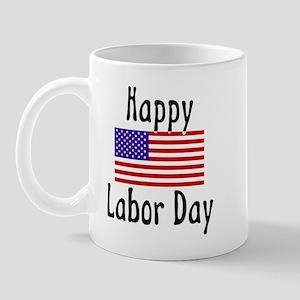 Happy Labor Day Mug