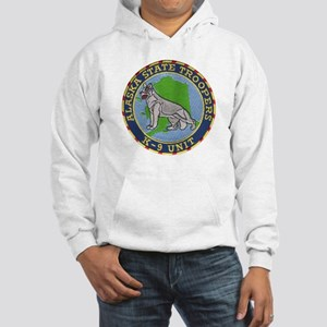 Alaska Trooper K9 Hooded Sweatshirt