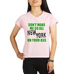 New York Football Performance Dry T-Shirt