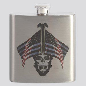 American patriot Flask