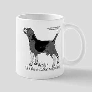 beagle nosework nathan Mug