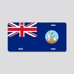 Saint Vincent - National Flag - 1907-1979 Aluminum