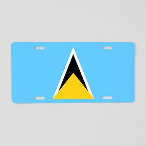 Saint Lucia - National Flag - Current Aluminum Lic