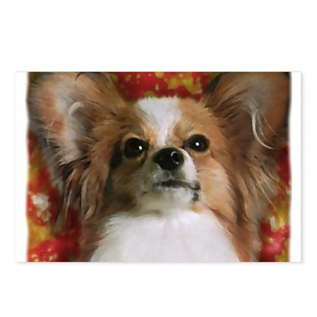 Pretty Papillon Postcards (Package of 8)