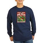 APBA Soccer Long Sleeve Dark T-Shirt