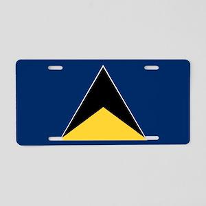 Saint Lucia - National Flag - 1967-1979 Aluminum L