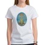 Women's T-Shirt Vishnu on Shesha