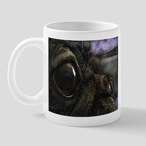Kissable Black Pug Mug