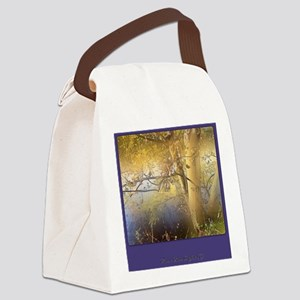Enchanted nature 2 Canvas Lunch Bag