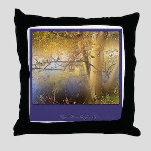 Enchanted nature 2 Throw Pillow