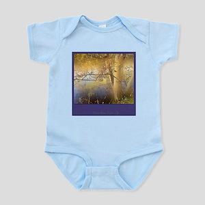 Enchanted nature 2 Infant Bodysuit