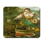 The Fruitseller Mousepad