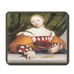 Lais of Corinth Mousepad