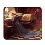 Fair Rosamund Mousepad