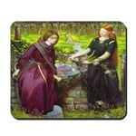 Rachel and Leah Mousepad