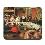 Marriage Feast At Cana Mousepad
