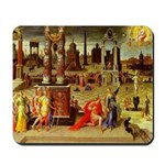 Augustus & The Sibyl Mousepad