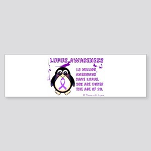 Under 20 Awareness Sticker (Bumper)