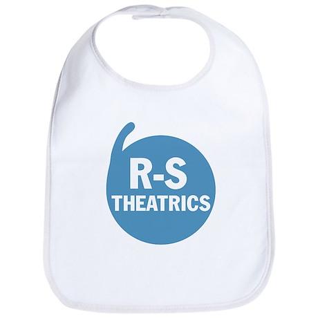 R-S Logo Blue Bib