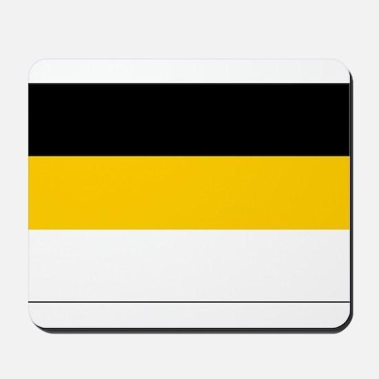 Russia - National Flag - 1858-1883 Mousepad