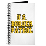 U.S. BORDER PATROL: Journal