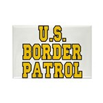 U.S. BORDER PATROL: Rectangle Magnet