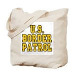 U.S. BORDER PATROL: Tote Bag