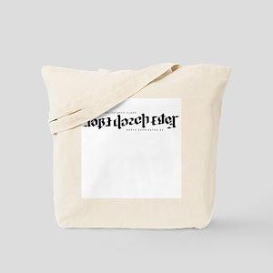 Fort Dorchester Ambigram Tote Bag
