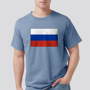 Russia - National Flag - Current Mens Comfort Colo
