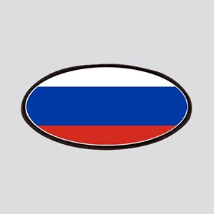 Russia - National Flag - Current Patch
