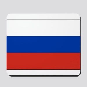Russia - National Flag - Current Mousepad