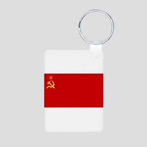 Russia - Soviet Union Flag -1923-1991 Aluminum Pho