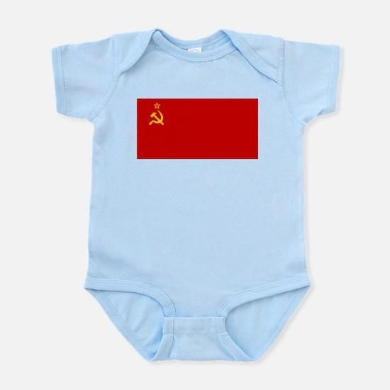 Russia - Soviet Union Flag -1923-1991 Infant Bodys