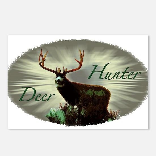 Deer Hunter Postcards (Package of 8)
