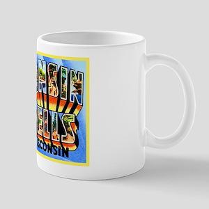 Wisconsin Dells Greetings Mug