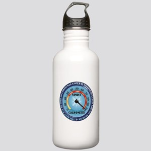 Clausometer Stainless Water Bottle 1.0L