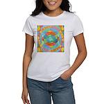 Sacred Geometry Watercolor Women's T-Shirt