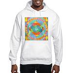 Sacred Geometry Watercolor Hooded Sweatshirt