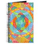 Sacred Geometry Watercolor Journal