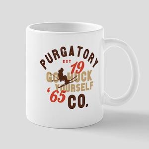 Go Huck Yourself Purgatory Mug
