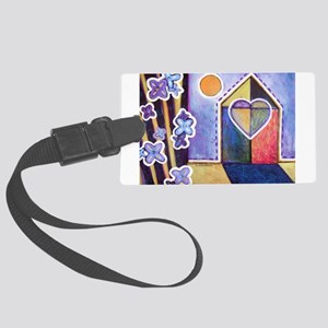 House and Home Large Luggage Tag