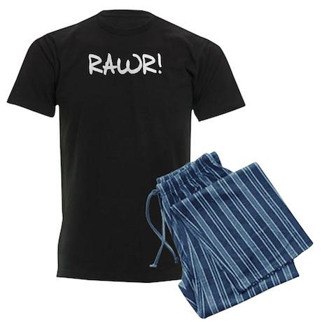 RAWR Men's Dark Pajamas