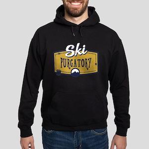 Ski Purgatory Patch Hoodie (dark)