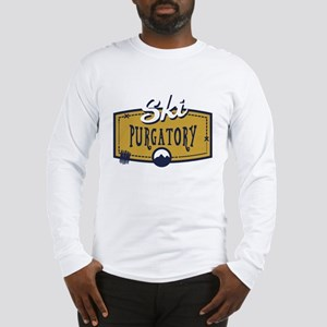 Ski Purgatory Patch Long Sleeve T-Shirt