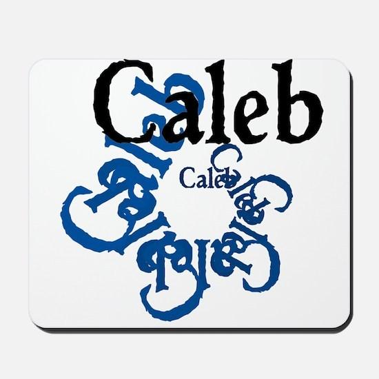 Caleb Mousepad