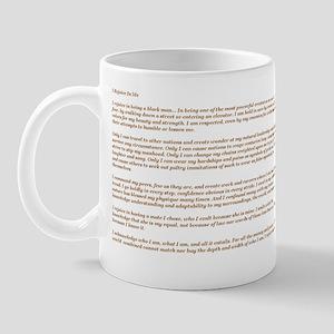 Morning Thoughts Mug