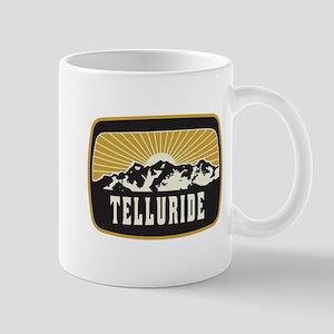 Telluride Sunshine Patch Mug