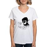 The Realest Women's V-Neck T-Shirt