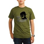 The Realest Organic Men's T-Shirt (dark)